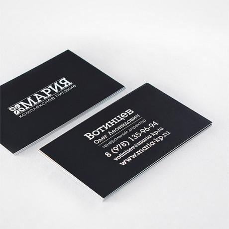 Дизайн визиток в Новосибирске